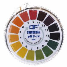 1roll5m Laboratory Ph Indicator Test Strip 0 14 Paper Litmus Alkaline