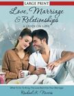 Love, Marriage and Relationships: A Guide on Love by Rachael K Nevers (Paperback / softback, 2014)