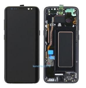 Para-Samsung-Galaxy-s8-G950F-s8-plus-G955F-pantalla-tactil-lcd-completo-cover