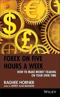 How many hours is forex open per week
