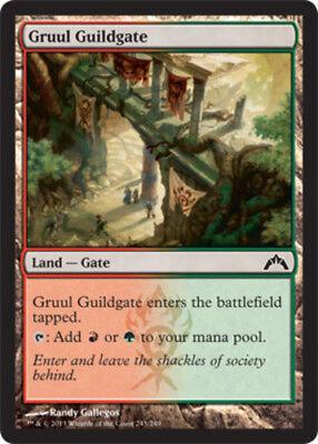 4x Boros Guildgate MTG Gatecrash NM Magic Regular