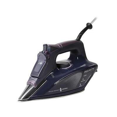Rowenta DW5197 Focus Steam Iron with 400-Hole Stainless Steel Soleplate, 1725-Wa