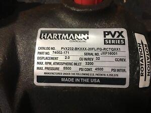 HARTMANN PVX232-BKXXX-2