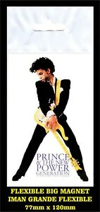 Prince-and-the-New-power-Generation-flyer-advertising-iman-Premium-BIG-magnet