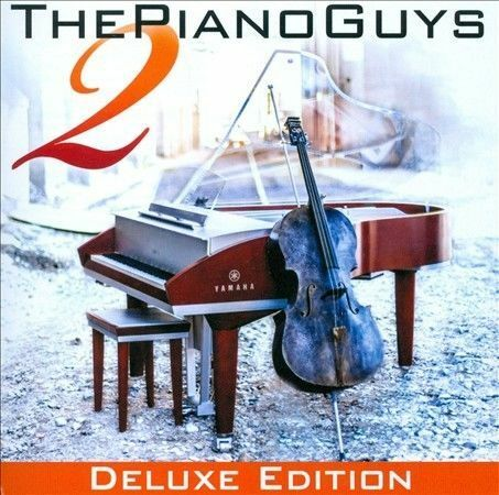 1 of 1 - Piano Guys 2 [Deluxe Edition CD/DVD] CD & DVD (CD, May-2013, 2 Discs, Masterwork