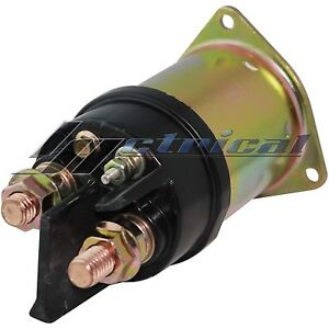 image is loading starter-solenoid-fits-ford-tractors-846-876-936-
