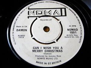 DAMON-CAN-I-WISH-YOU-A-MERRY-CHRISTMAS-7-034-VINYL