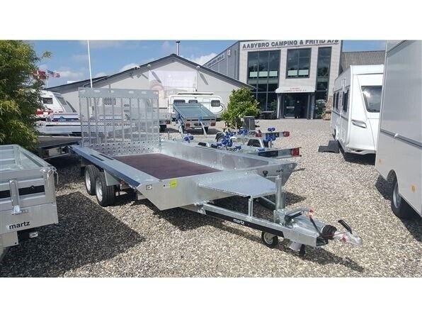 Trailer Builder 3 4018 3500 kg, lastevne (kg): 3500
