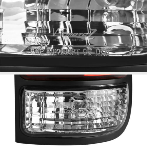 """For 00-04 Toyota Tundra /""""FACTORY STYLE/"""" Rear Brake Tail Lights Assembly Wirings"""