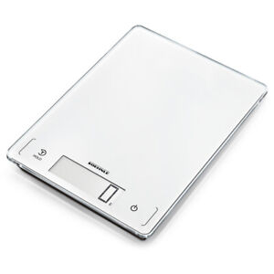 SOEHNLE PAGE PROFI 300 20KG / 1G CAPACITY DIGITAL WHITE KITCHEN SCALE W/ TIMER 6