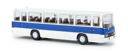 BIANCO//GENZIANA BLU Brekina 59655-1//87 Ikarus 255 pullman TD-NUOVO