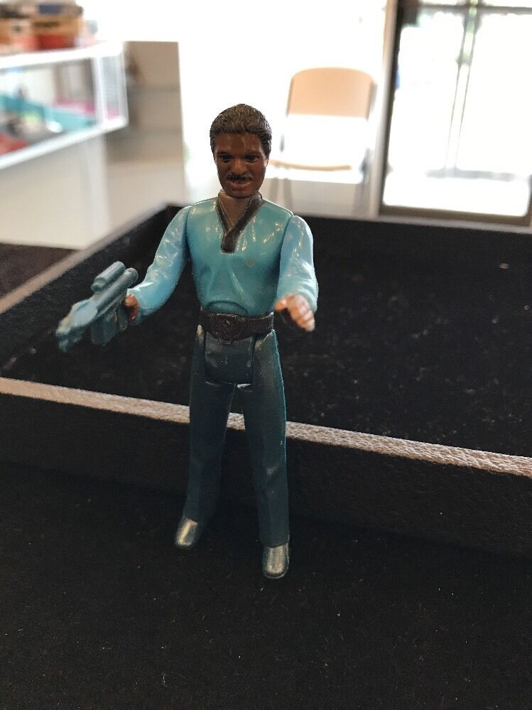 Lando Calrissian Calrissian Calrissian  Action Figure 4261d8
