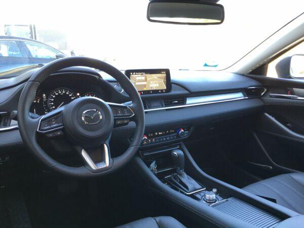 Mazda 6 2,2 Sky-D 184 Optimum aut. billede 10