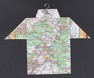 Origami-Map-Shirt-Santa-Fe-Los-Alamos-Canon-Plaza-Taos-Rowe-San-Felipe