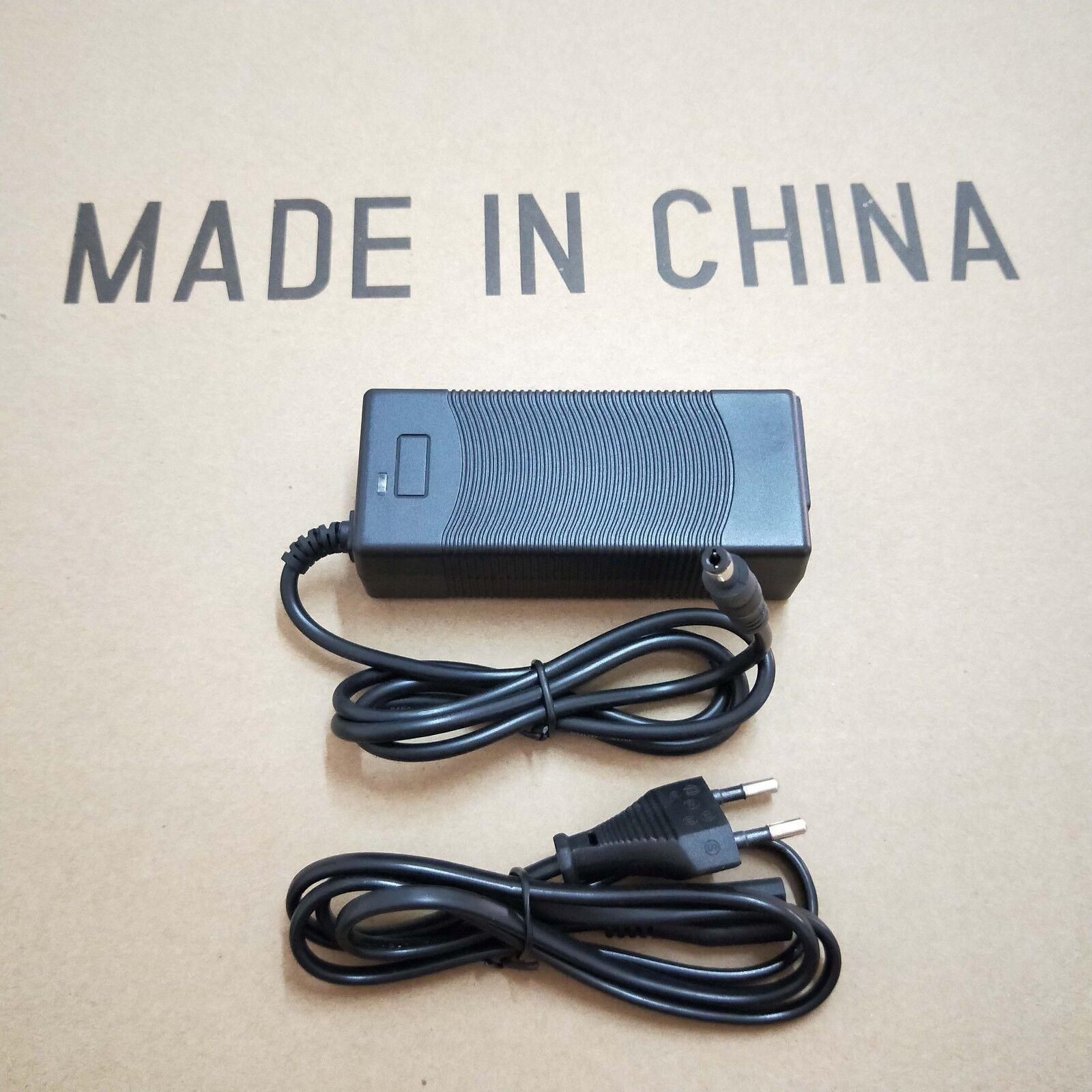 Smart Battery charger 7S Li-ion charger 24V 2A 29.4V 2A with 2.1DC plug 110-220V