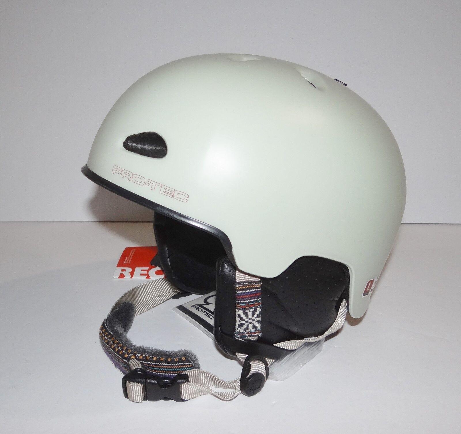 New Pro-Tec daSie Kensington BOA RECCO Ski Snowboard Helmet Large 57cm-58cm