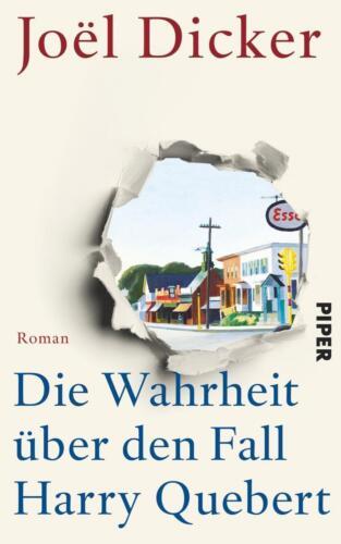 1 von 1 - Die Wahrheit über den Fall Harry Quebert von Joël Dicker Roman Neu