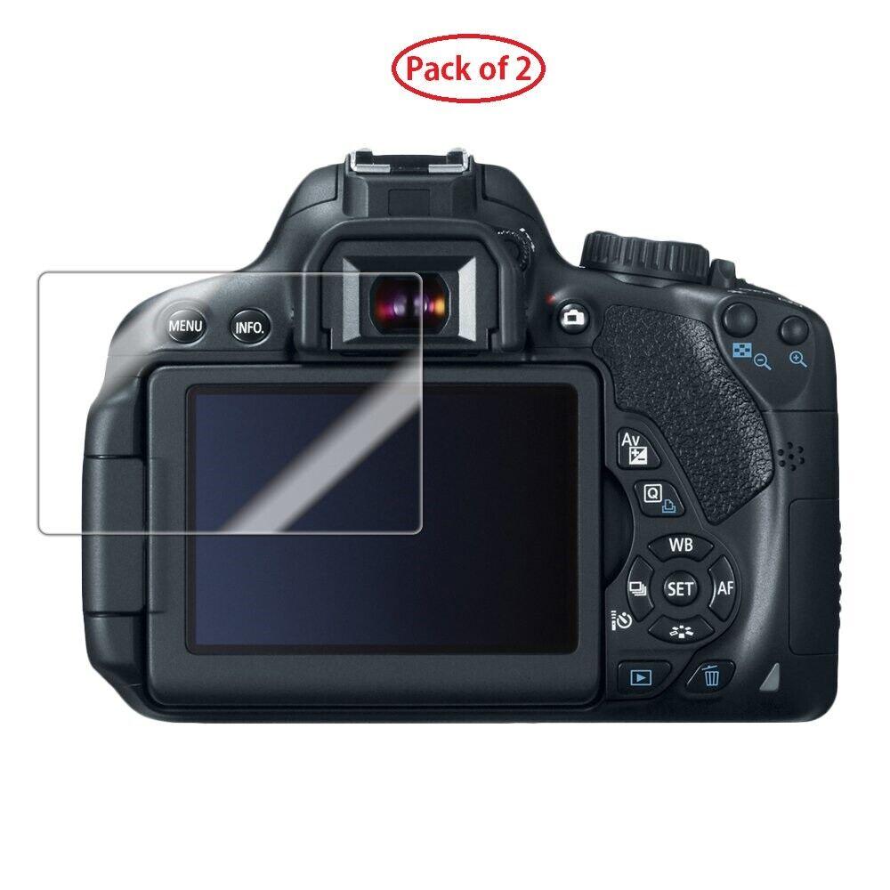 Soft Screen Protector for Canon EOS EOS M6 M50 M100 cameras