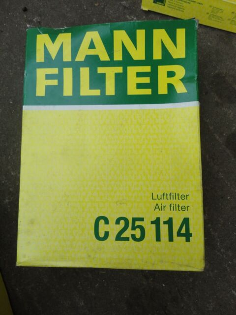 Mann+Hummel C25114 Air Filter