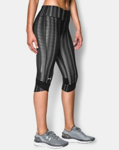 NEW Under Armour Fly-By Women/'s Compression Running Capris in various colors NWT