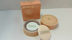 Fashion fair oil control face powder lot l dark a253 brun fonce 1 oz