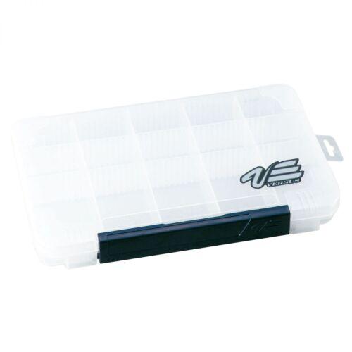 Meiho Versus VS 3043 ND2 Angelkoffer Köderbox Angelzubehör Zubehörbox Kunstköder