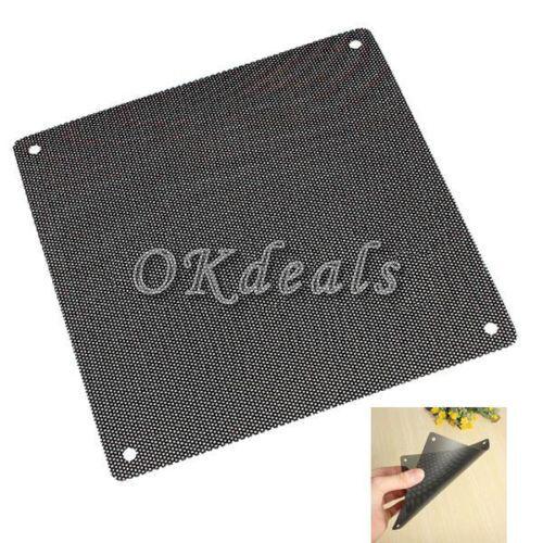 140mm PC Fan Dust Filter Dustproof Case Computer Mesh(can cut for smaller fans)