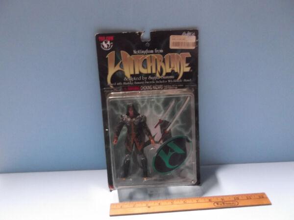 """""""nottingham"""" De Witchblade 6""""in Figure 1998 Top Cow Soulager La Chaleur Et Le Soleil"""