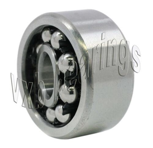 1 Self Aligning Ball Bearings 2202 15x35x14 Self-Align