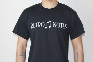 Retro-Notes-Shirt