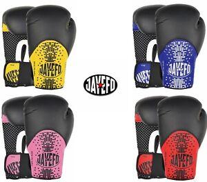 JAYEFO ® TREND MAKERS LEATHER BOXING MMA MUAY THAI KICK BOXING ... b37ced02bdf0c