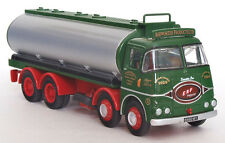 35101 EFE ERF KV4 Axle Oval Tanker Lorry Ashworths Products 1:76 Diecast Truck