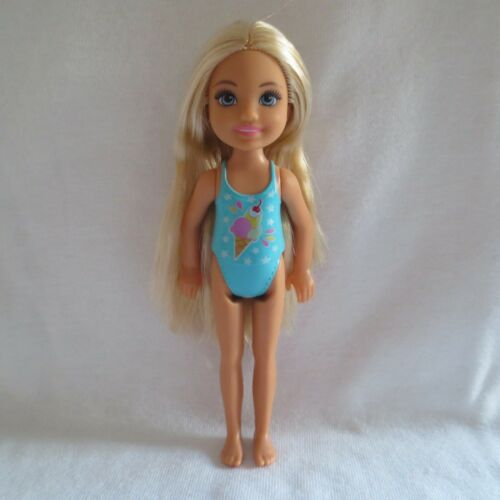 NEW 2019 Barbie Sister Chelsea Italian Vacation Gelato Cafe Ice Cream Shop Doll