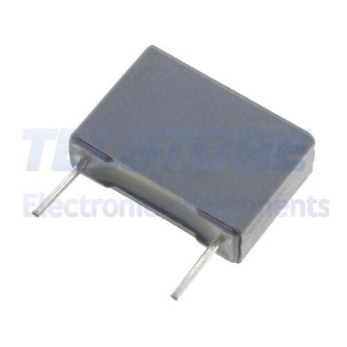 1pcs R60QR3220AA30K Condensatore in poliestre 220nF 1000VDC Retino 27,5mm ±10/% K