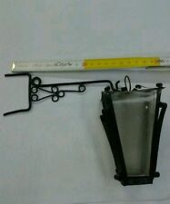 1 lampione grande senza luce miniature presepe crib shereped lampioncino
