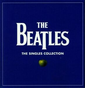 BEATLES-The-Singles-Collection-Vinyl-23-x-7-034-Box-Set-Booklet-Brand-New