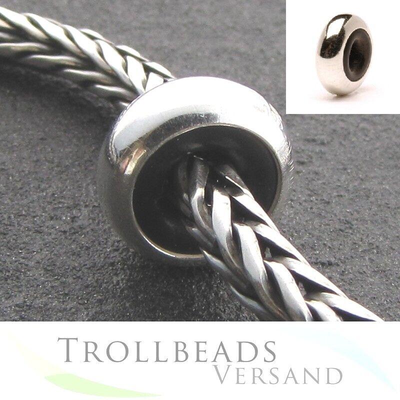 """925//- Sterlingsilber TAGBE-00073 Spacer/"""" TROLLBEADS /""""Silber"""
