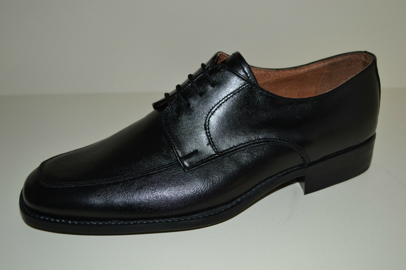 shoes CALZATURE ELEGANTI CERIMONIA PELLE men ITALY N.  39 40 41 42 43 44 45 46