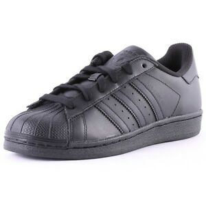 online store 1be9b 62867 Caricamento dell immagine in corso ADIDAS-SUPERSTAR-FOUNDATION-ORIGINALS- SHOES-SCARPE-AF5666-LEATHER-