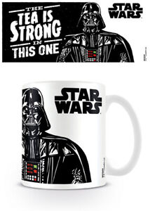 STAR WARS (THE TEA IS STRONG IN THIS ONE) MUG *FAST UK DISPATCH*