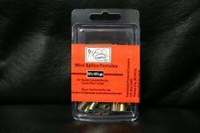 1 Pkg Fence Wire Splice Ferrules 12 12 15 12 Ga Hi Tensile Smoothwoven Ws250