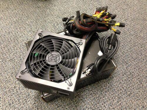 900W ATX Power Supply 14CM Fan PCI-E SLI SATA 20//24 PIN 900 WATT Gaming Upgrade