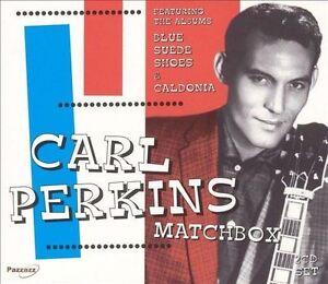 Matchbox by Carl Perkins (Rockabilly) (CD, May-2004, 2 Discs ...