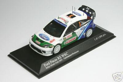 1 43 Minichamps Ford Focus RS WRC Gardemeister Rallye Monte Carlo 2005  | Elegantes Aussehen