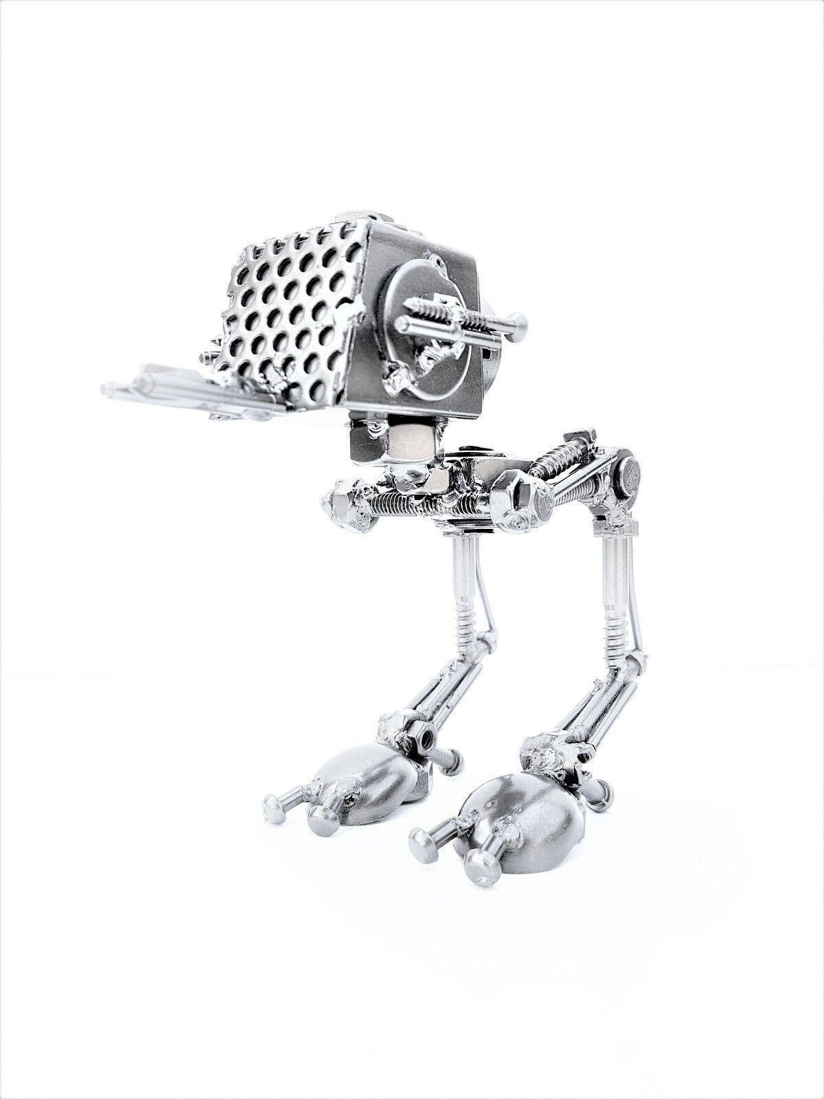 AT ST Star Wars Figure   Model Metal Art Productions Sculpture