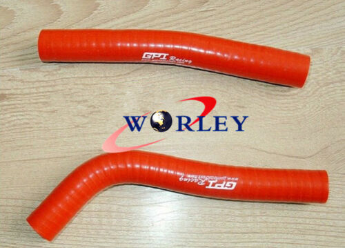 For HONDA TRX450R TRX450 TRX 450 R 2004 2005 04 05 Silicone Radiator Hose RED