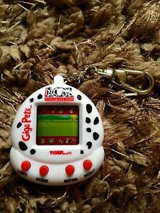 GIGA PETS 101 DALMATIONS TIGER VIRTUAL CYBER PET TOY RETRO RARE COLLECTABLE - <span itemprop='availableAtOrFrom'>Southend on Sea, Essex, United Kingdom</span> - GIGA PETS 101 DALMATIONS TIGER VIRTUAL CYBER PET TOY RETRO RARE COLLECTABLE - Southend on Sea, Essex, United Kingdom