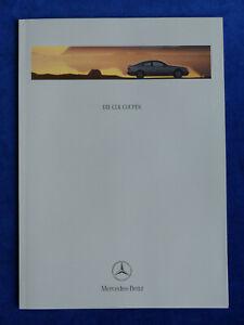Mercedes-Benz-CLK-Coupe-55-AMG-Typ-C208-Prospekt-Brochure-07-1999