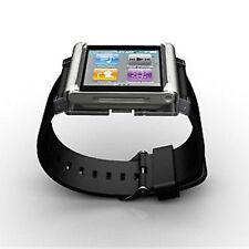 Multi-Touch Lunatik Watch Band Wrist Strap Bracelet For iPod Nano 6 6th Silver