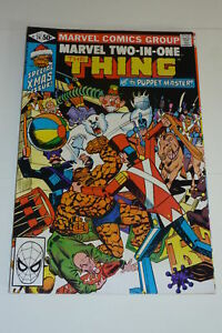 MARVEL-TWO-IN-ONE-Comic-Vol-1-No-74-Date-04-1981-MARVEL-50c
